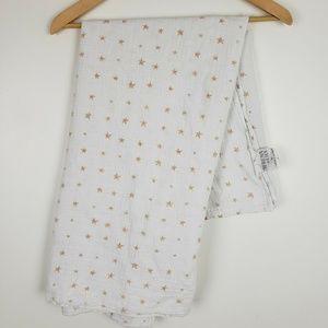 Serena & Lily Muslin Swaddle Blanket